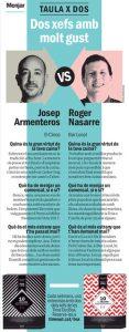 Josep Armenteros en Time Out Barcelona